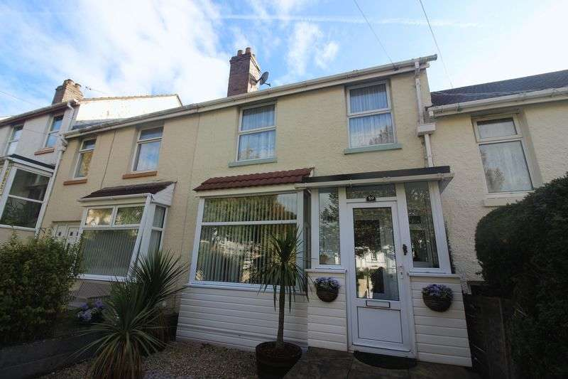 3 Bedrooms Terraced House for sale in Barton Hill Road, Torquay