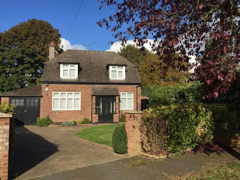 2 Bedrooms Detached Bungalow for sale in Detached Village Home on a Corner Plot