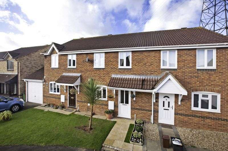 3 Bedrooms Terraced House for sale in MONKTON HEATHFIELD