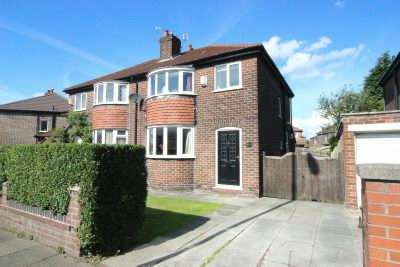 3 Bedrooms Semi Detached House for sale in Sinderland Road, Altrincham