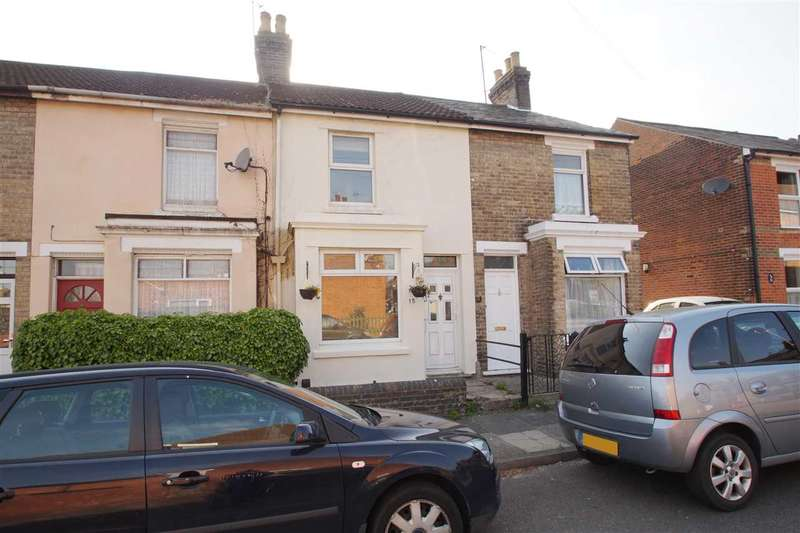 2 Bedrooms Terraced House for sale in Campion Road, New Town, Colchester