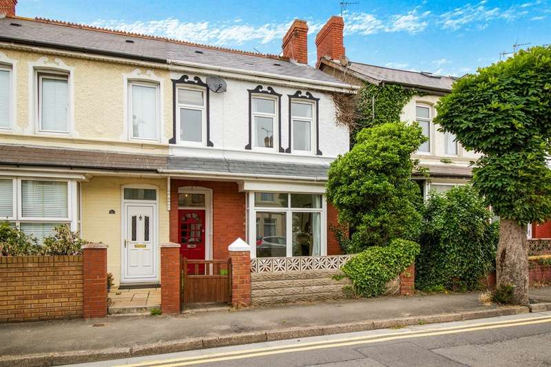 3 Bedrooms Town House for sale in Fenton Place, Porthcawl