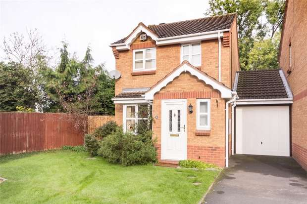 3 Bedrooms Link Detached House for sale in Sandiway, Barton under Needwood, Burton upon Trent, Staffordshire