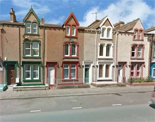 4 Bedrooms Terraced House for sale in Harrington Road, Workington, Cumbria