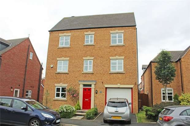 5 Bedrooms Detached House for sale in Harworth Road, St Helens, Merseyside