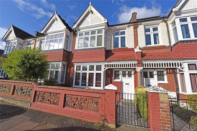 4 Bedrooms Terraced House for sale in Gatwick Road, London, SW18