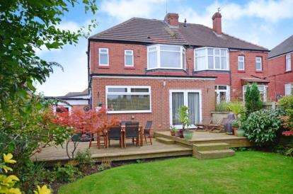 3 Bedrooms Semi Detached House for sale in Grange Road, Rotherham, South Yorkshire