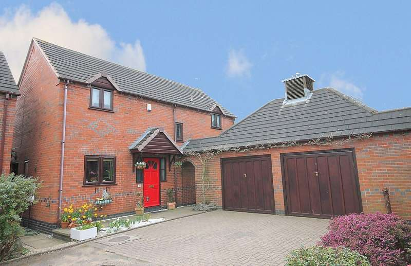 4 Bedrooms Semi Detached House for sale in Atkins Walk, Polesworth, B78 1NQ
