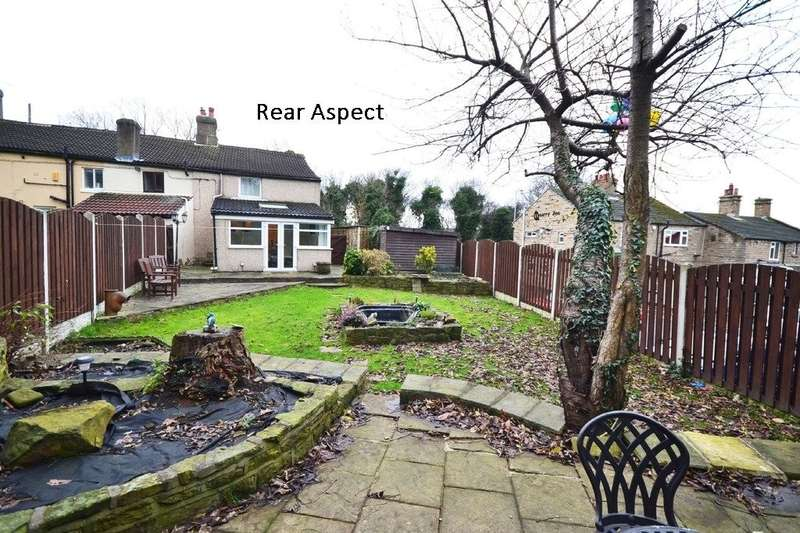 2 Bedrooms End Of Terrace House for sale in Quarry Hill, Horbury, Wakefield