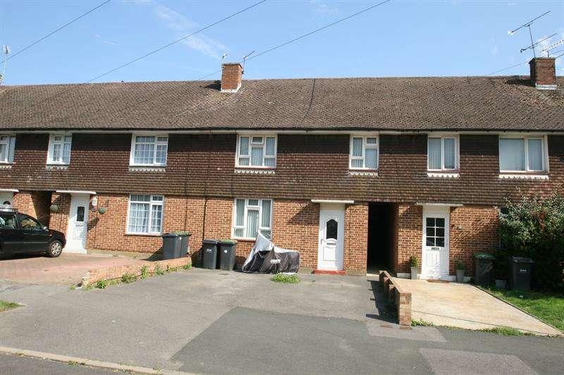 3 Bedrooms Terraced House for sale in Ernest Road, Bedhampton, Havant