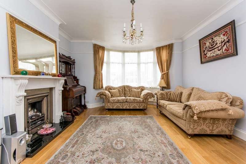 3 Bedrooms House for sale in Wrottesley Road, Kensal Green, NW10