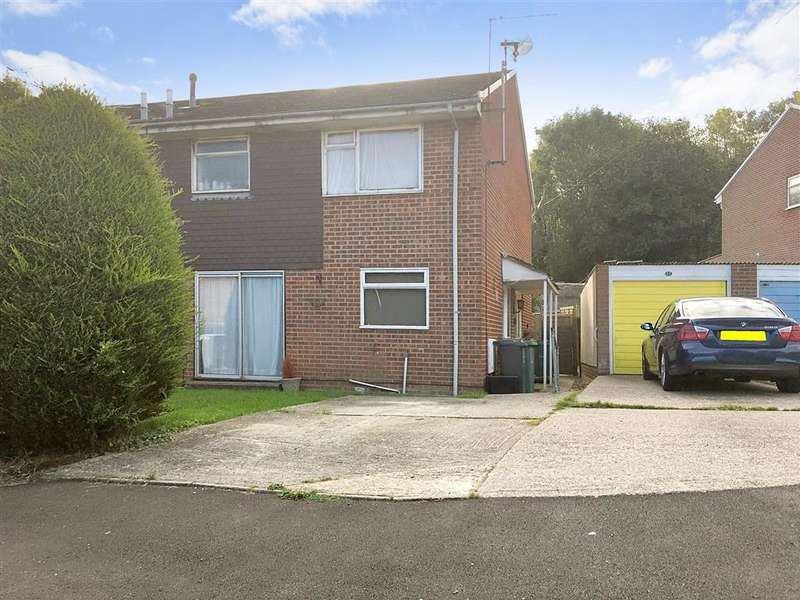1 Bedroom Terraced House for sale in Dame Anthonys Close, Binstead, Ryde, Isle of Wight