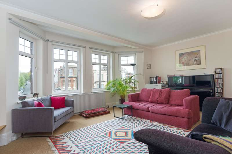 4 Bedrooms Flat for sale in Fortune Green Road, West Hampstead