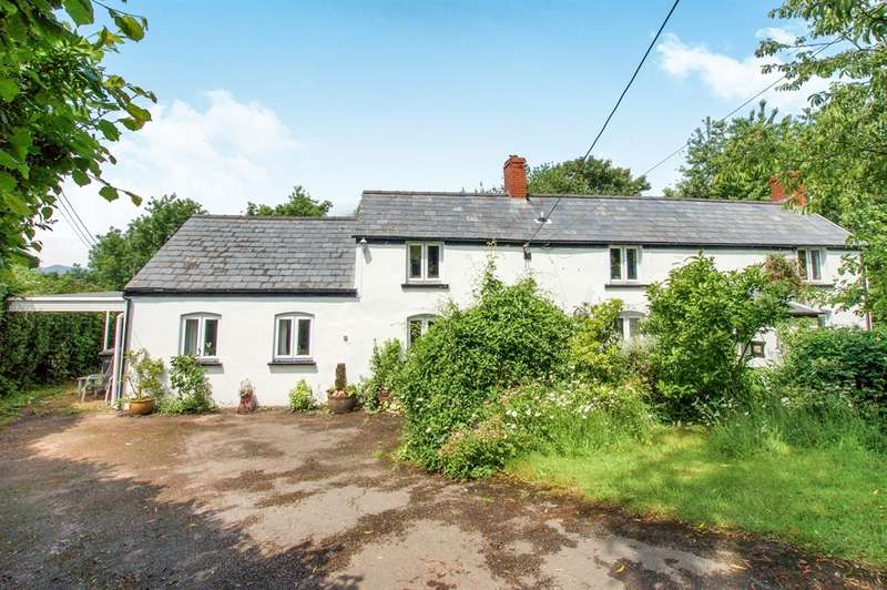 4 Bedrooms Unique Property for sale in Mitchel Troy Common, Monmouth