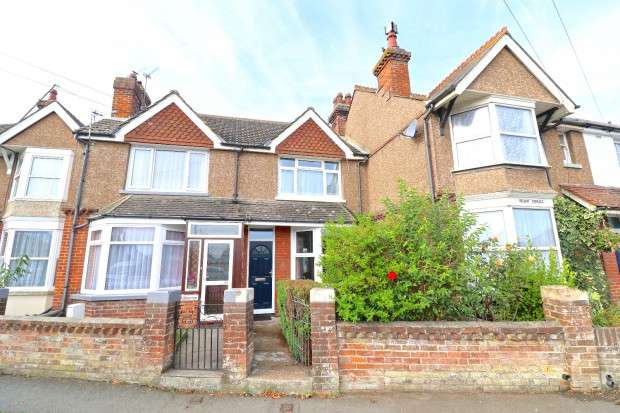 2 Bedrooms Terraced House for sale in Hailsham Road, Polegate, BN26