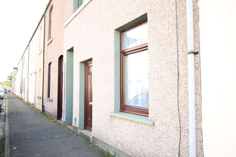 1 Bedroom Flat for sale in Newton Street, MILLOM, LA18