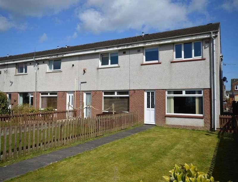 3 Bedrooms Property for sale in Macdonald Loaning, Heathhall, Dumfries, DG1