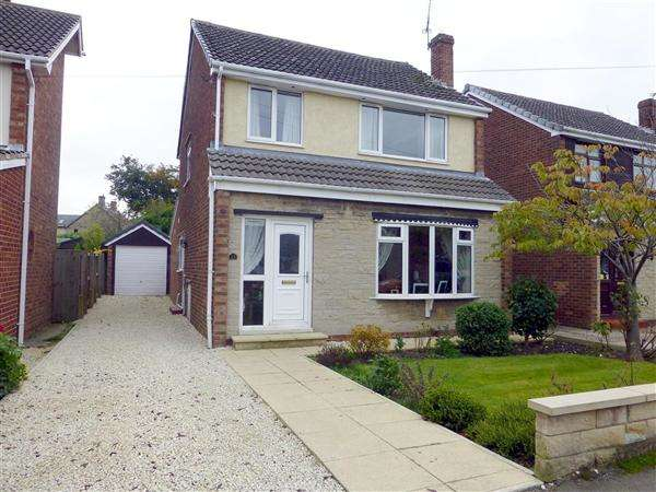 3 Bedrooms Detached House for sale in Church View, Todwick, Sheffield
