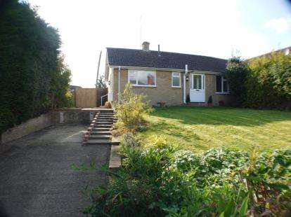 2 Bedrooms Bungalow for sale in Harveys Lane, Winchcombe, Cheltenham, Gloucestershire