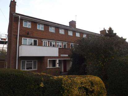 2 Bedrooms Maisonette Flat for sale in Chelmarsh Avenue, Castlecroft, Wolverhampton, West Midlands