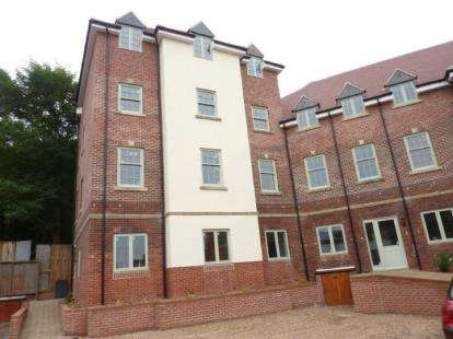 2 Bedrooms Flat for sale in Living, 213 Loughborough Road, Leicester, Leicestershire