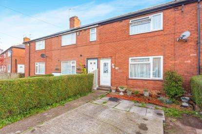 2 Bedrooms Terraced House for sale in Ainsdale Crescent, Aspley, Nottingham, Nottinghamshire