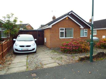 3 Bedrooms Bungalow for sale in Grangewood Road, Wollaton, Nottingham, Nottinghamshire
