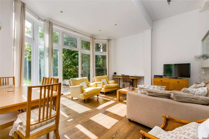 2 Bedrooms House for sale in Lansdowne Walk, London, W11