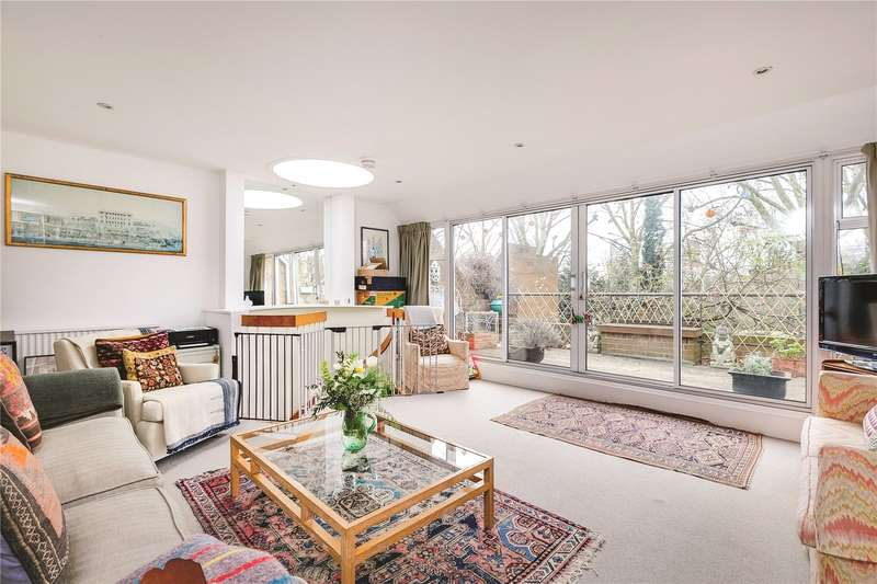 3 Bedrooms Terraced House for sale in Hippodrome Mews, London, W11