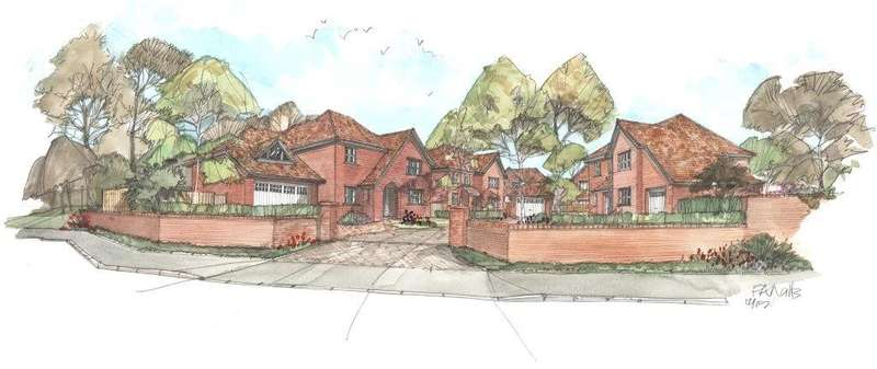 4 Bedrooms Detached House for sale in Scalwell Lane, Seaton