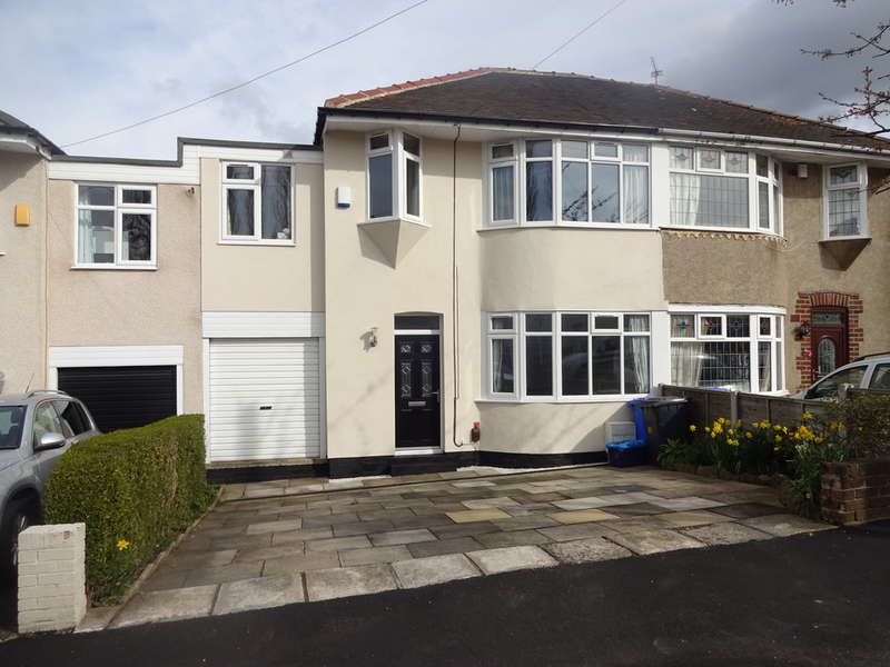3 Bedrooms Semi Detached House for sale in Gleadless Avenue, Gleadless S12