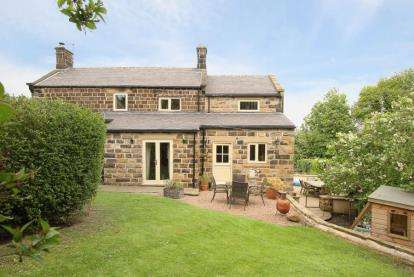 3 Bedrooms Detached House for sale in Troway, Marsh Lane, Sheffield, Derbyshire