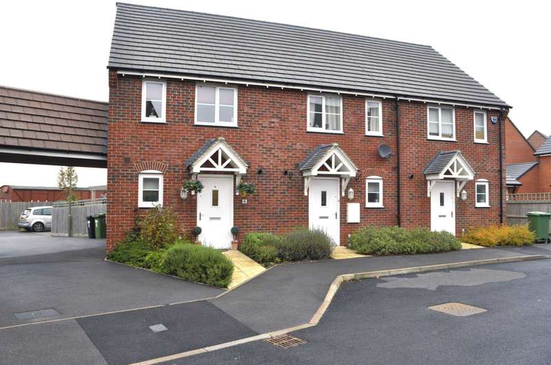 2 Bedrooms End Of Terrace House for sale in Chalkpit Lane, Chinnor