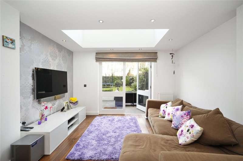 3 Bedrooms Flat for sale in Brondesbury Villas, London, NW6