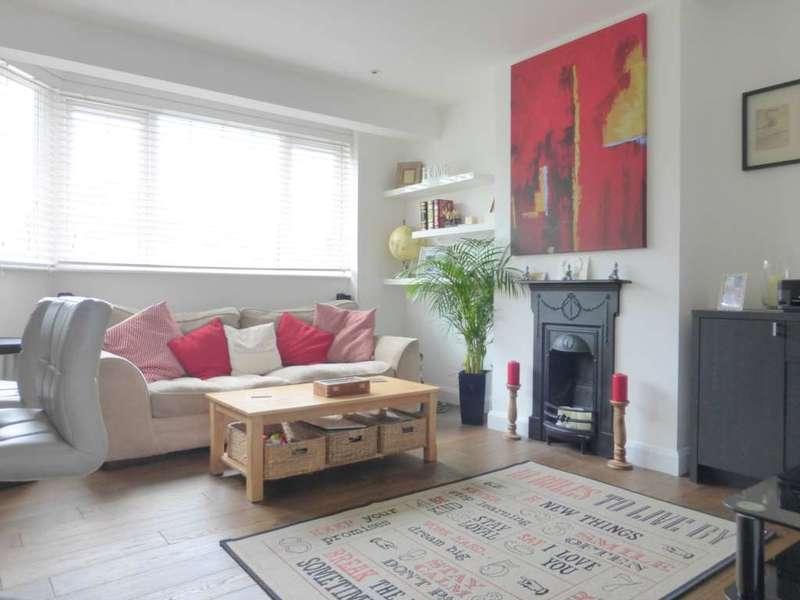 2 Bedrooms Maisonette Flat for sale in Park Avenue, Bushey