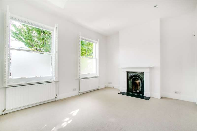 4 Bedrooms Terraced House for sale in Tasso Road, London, W6