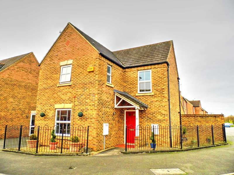 3 Bedrooms Detached House for sale in Fairford Leys