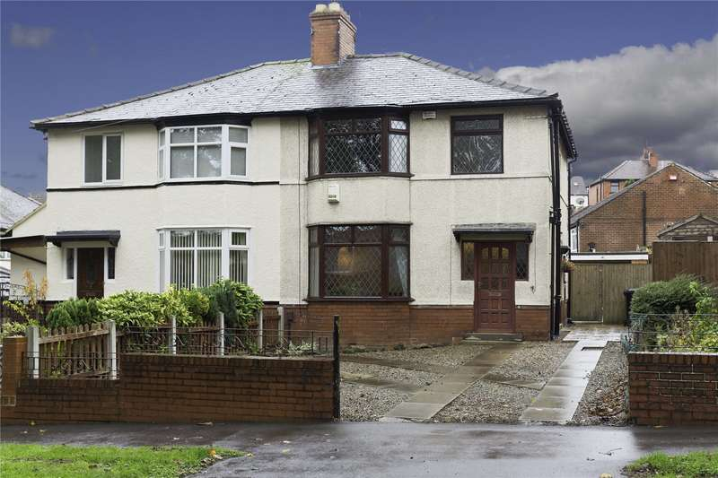 3 Bedrooms Semi Detached House for sale in Armley Grange Avenue, Armley, Leeds, LS12