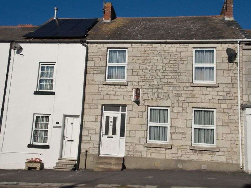 3 Bedrooms Terraced House for sale in Straits, Portland