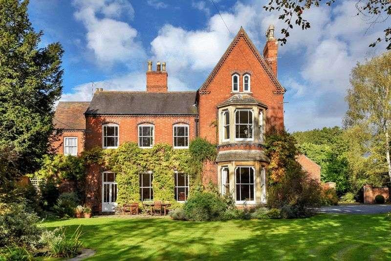 7 Bedrooms Detached House for sale in Chapel Lane, Costock