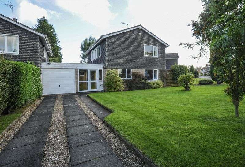 4 Bedrooms Detached House for sale in Pinewoods Avenue, Hagley