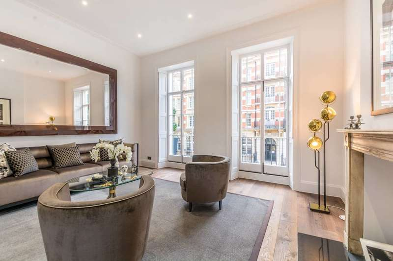 5 Bedrooms House for sale in Seymour Street, Connaught Village, W2
