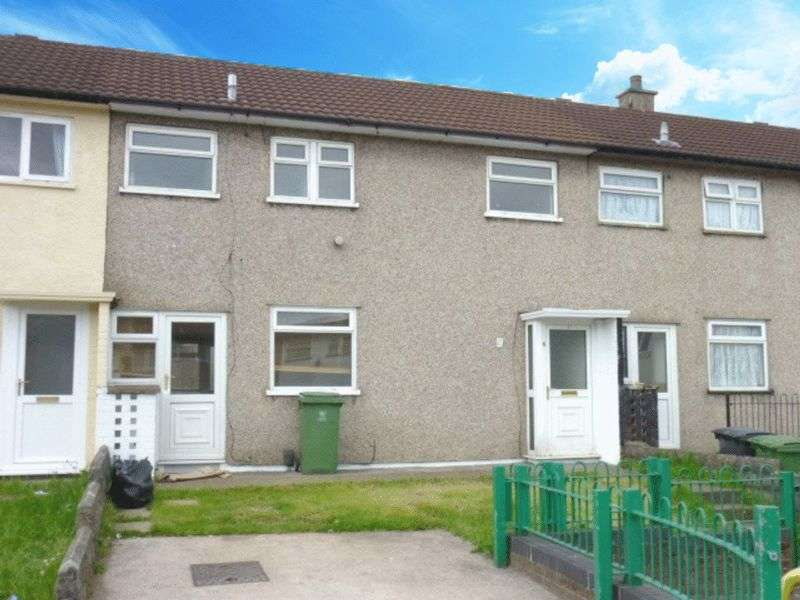 3 Bedrooms Terraced House for sale in Ruskin Close, Llanrumney, Cardiff