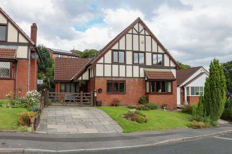 4 Bedrooms Detached House for sale in Hamnet Close, Bolton