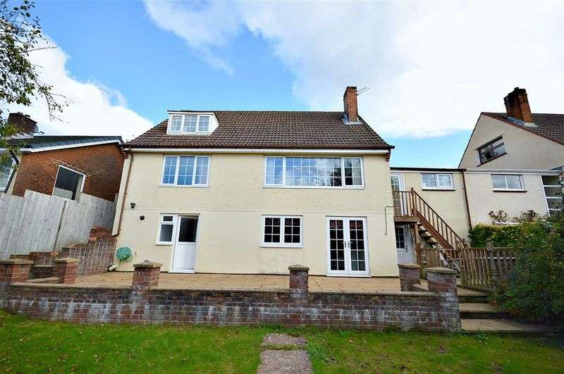 4 Bedrooms Detached House for sale in Wood Close, Cwmbran