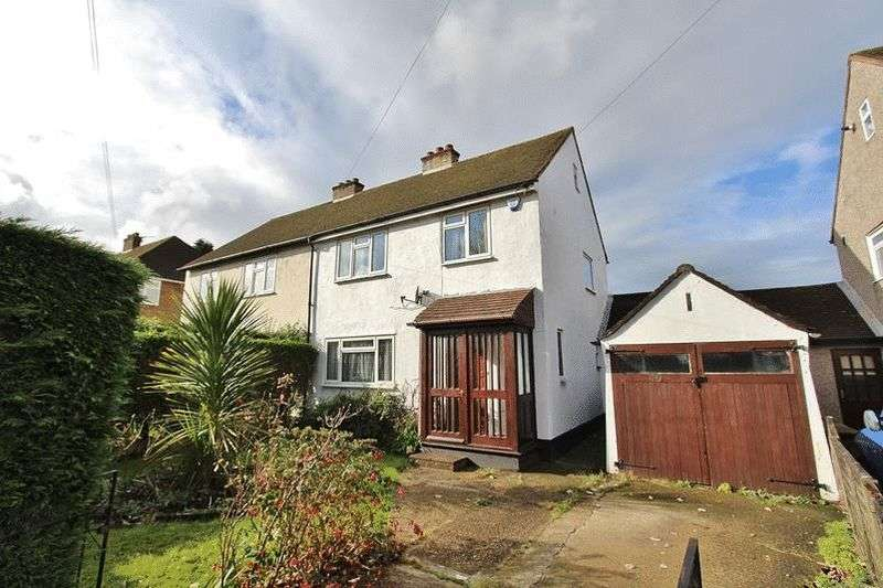 3 Bedrooms Semi Detached House for sale in Gresham Avenue, Warlingham
