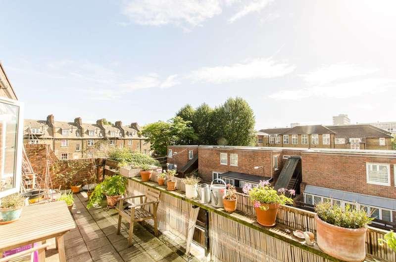 1 Bedroom Flat for sale in Horle Walk, Brixton, SE5