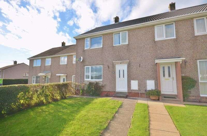 3 Bedrooms Terraced House for sale in Balmoral Road, Whitehaven
