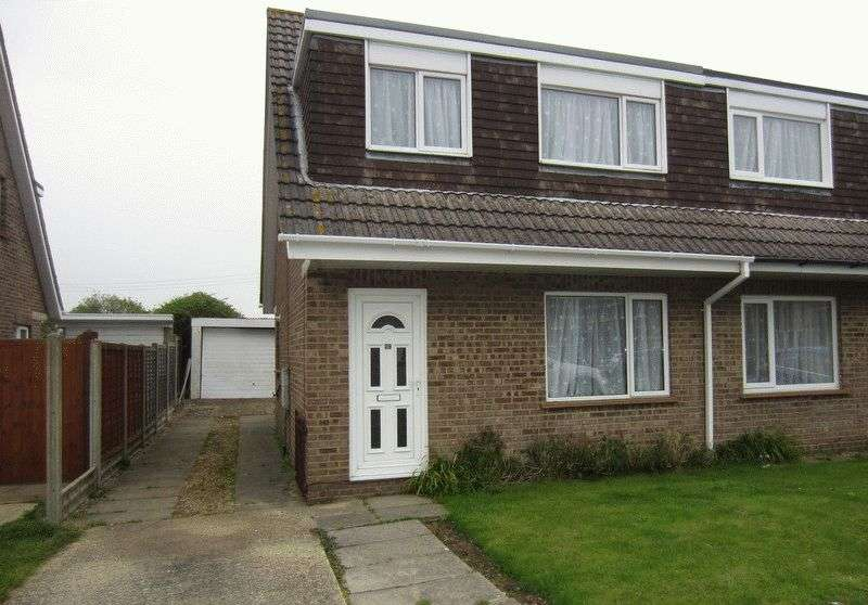 3 Bedrooms Semi Detached House for sale in THROOP