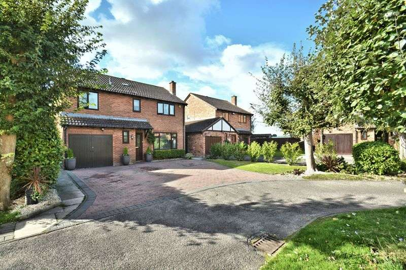 5 Bedrooms Detached House for sale in Wheatfields, Didcot